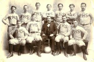 Palatine Athletic Club Football Team