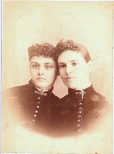 Bertha Wittenberg & Mary Meissner Wittenberg