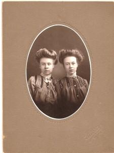 Ella & May Foreman