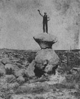 George Clayson in Arizona