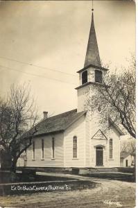 St. Paul's circa 1909