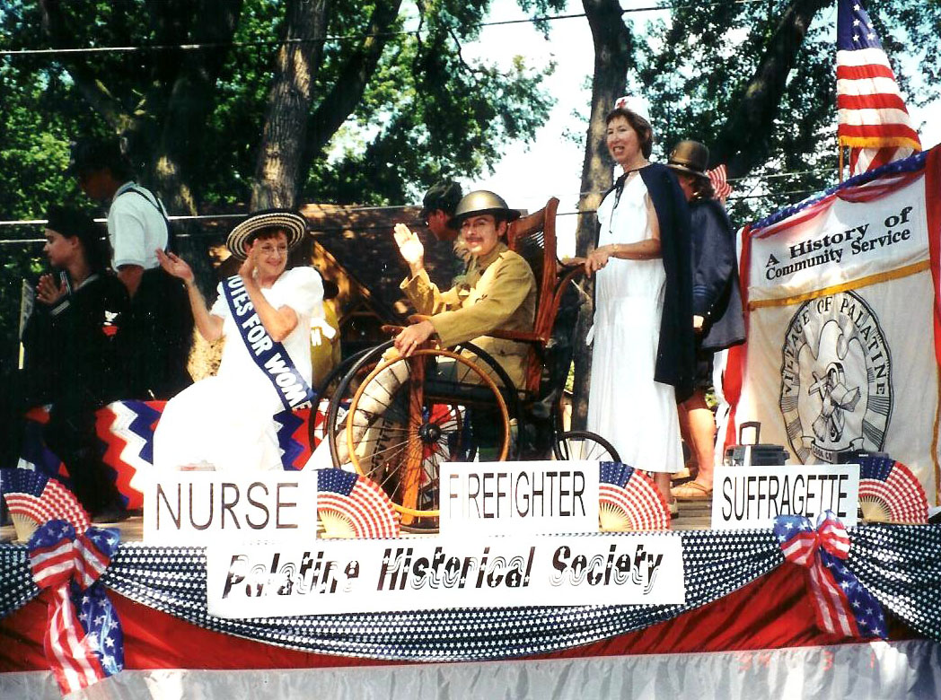 4th of July Parade | PHS Float