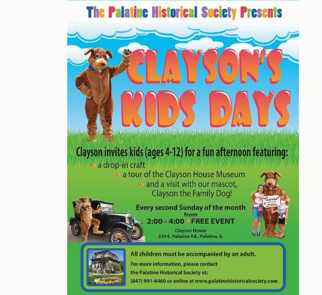 ClaysonsKidsDays_2nd_Sunday
