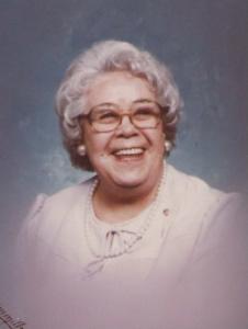 Florence Parkhurst