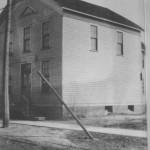 George Ela's Original House-Store in Barrington. Courtesy Arnett C. Lines Collection