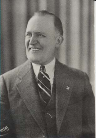 George Voss, Mayor 1949-1951