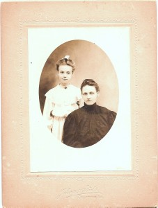 Cora Foreman is Matilda's daughter, and the sister of Ella Foreman Bedurske. Cora married William Mess. She was born in 1892 and lived to be 98 years old. William Mess served in World War I.