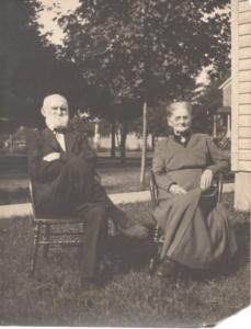 Morton & Clarinda Pinney